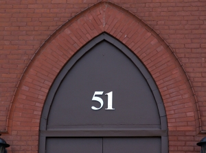Brick Archway Number 51